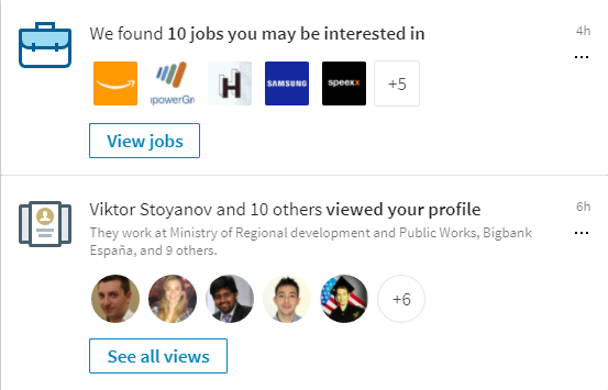 linkedin premium - who's viewed your profile