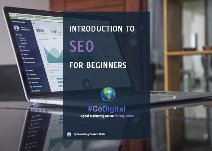 Digital Marketing series for beginners