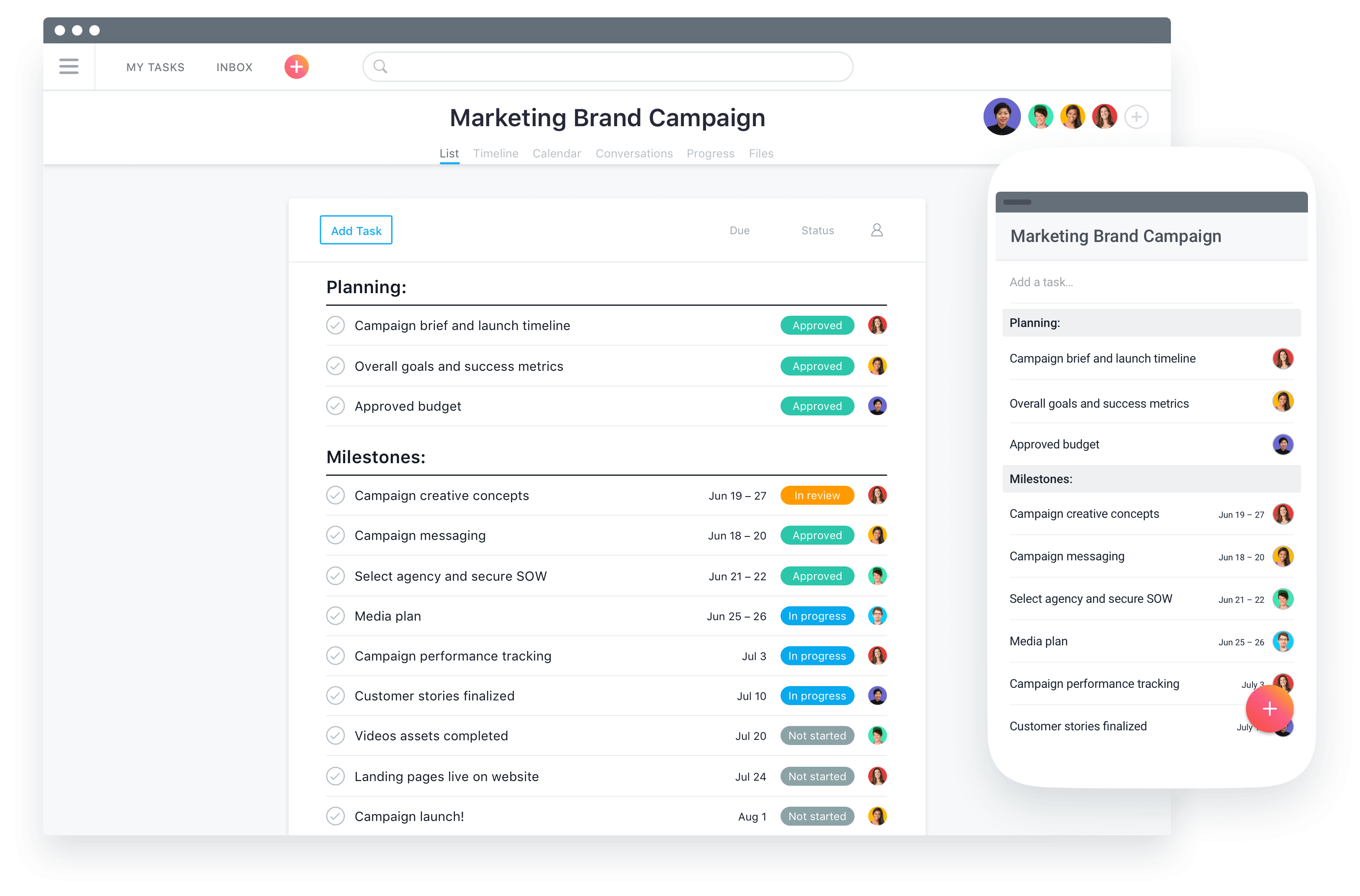 asana solving startup marketing challenges