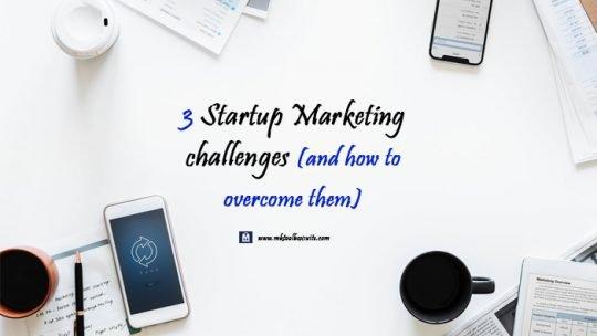 startup marketing challenges