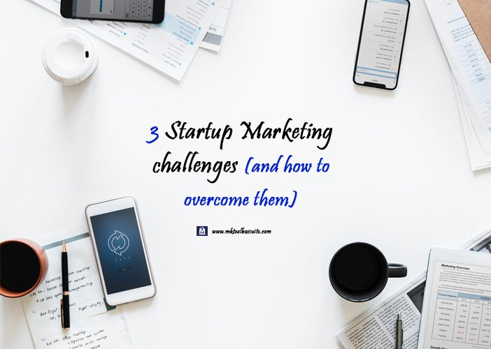 startup marketing challenges