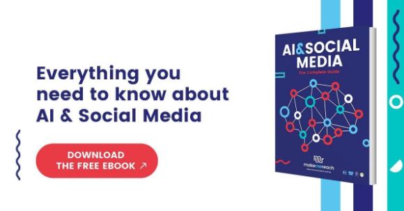 b2b ebook artificial intelligence and social media