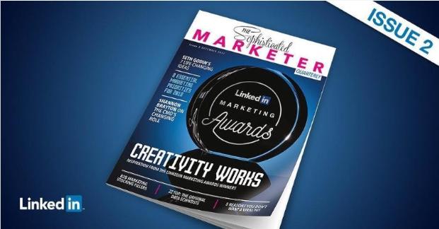 linkedin sophisticated marketer