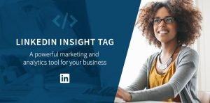 linkedin insight tag - linkedin conversion tracking