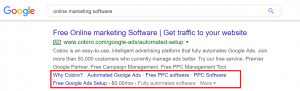 ad extensions - google ads quality score