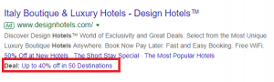 promotion google ads extensions