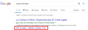 google ads extensions promotion
