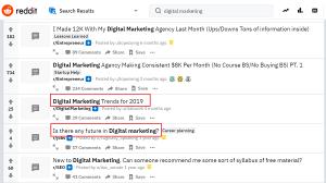 free keyword research reddit