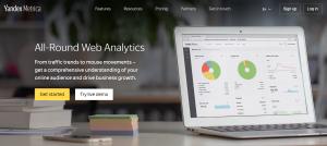 yandex metrica session recording tool