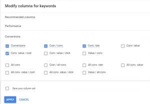 google ads bidding strategies target roas
