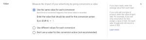 google ads bidding strategies maximize conversion value