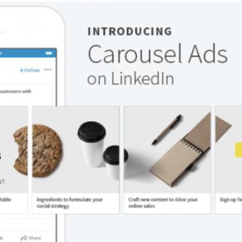 linkedin carousel ad examples