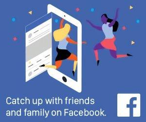google display network examples - facebook