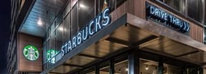 competitive advantage examples - starbucks