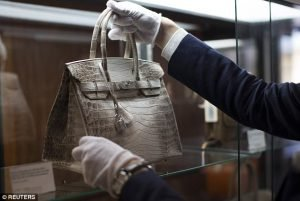 hermes marketing strategy - birkin bag