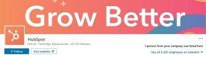 create a linkedin company page - banner