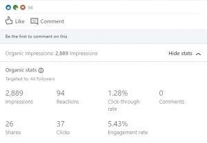 increase brand awareness - social media