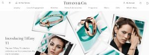 tiffany differentiation strategy examples