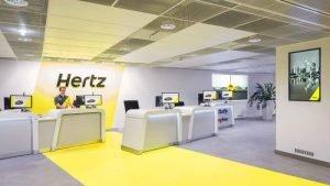 franchise examples - hertz