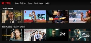 customer experience examples: netflix