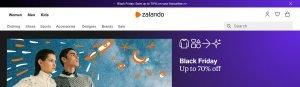zalando - customer experience examples
