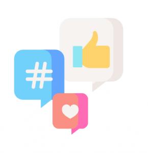 hard digital marketing skills - social media