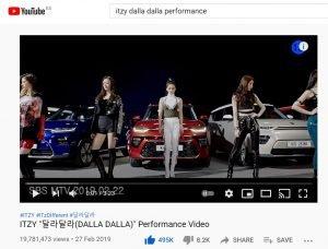 kpop marketing strategies - performance videos