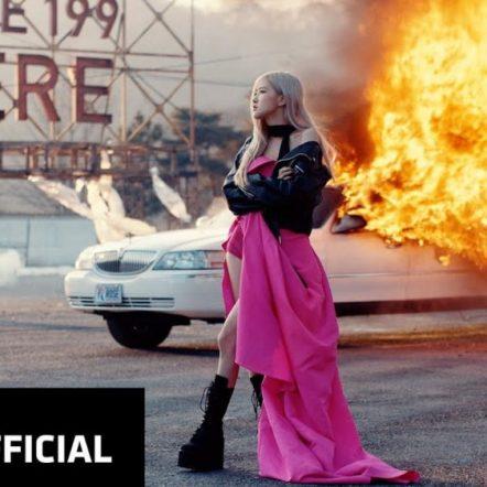 kpop marketing strategies - rose