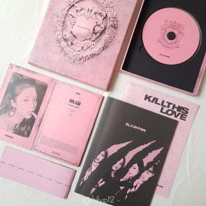 blackpink mini album - effective kpop marketing strategies