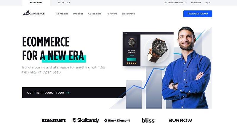 ecommerce platforms - bigcommerce