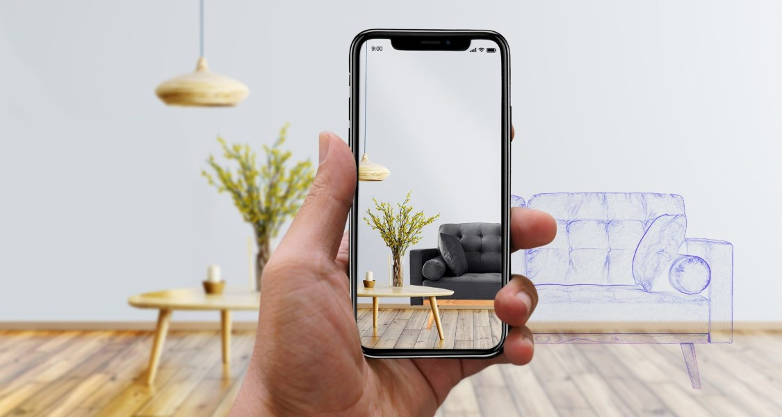 augmented reality - social media marketing trends